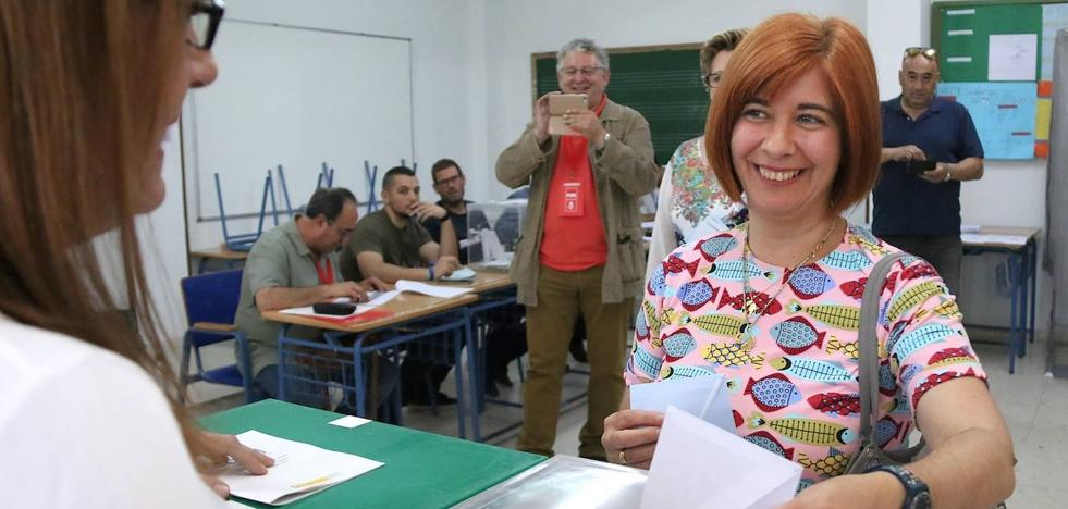 Victoria histórica del PSOE de Toni Olivares en Úbeda
