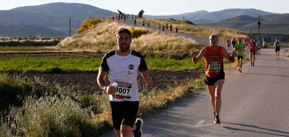 Todas las imágenes de la carrera del Espárrago de Huétor Tájar