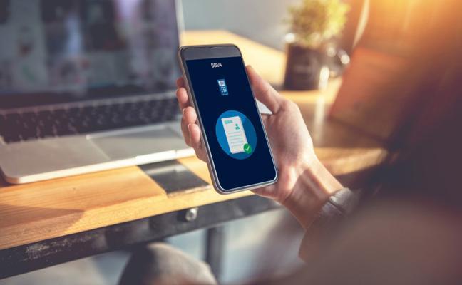 Última tecnología en la 'app' de BBVA