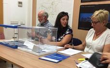 La participación calca en Almería el dato de las municipales de 2015