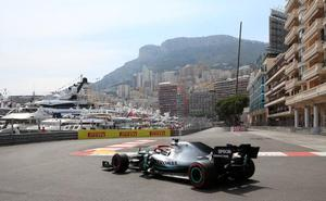Lewis Hamilton quiere hacer buena la 'pole' conseguida en Montecarlo
