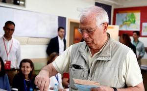 El PSOE ganará las europeas y el PP evita el 'sorpasso' de Ciudadanos