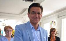 Luis Salvador (Cs): «Están en juego las ilusiones y los intereses de los granadinos»
