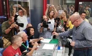 Javier Márquez (PP) invita a votar en Jaén por ser «el proyecto más cercano que tenemos»