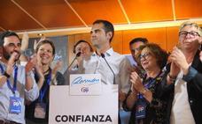 Pacheco promete gobernar para todos y buscar acuerdos para dar estabilidad a su Gobierno