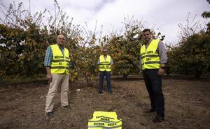 Del cono a los chalecos amarillos: la lucha de la Costa de Granada ya tiene un nuevo símbolo