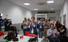 Valverde (PSOE): «Los almerienses nos han puesto en la oposición y lucharemos desde ahí por Almería»
