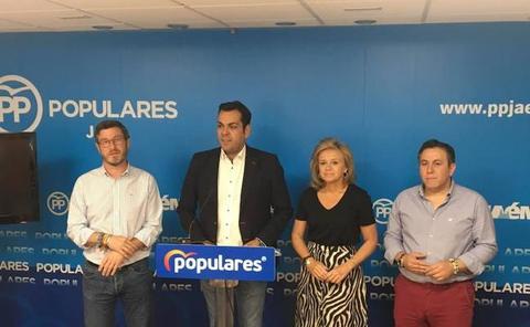 Requena (PP) insiste en que han logrado «importantes feudos de izquierda» en la provincia