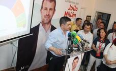 El PSOE mantiene su cómoda mayoría absoluta en la Diputación
