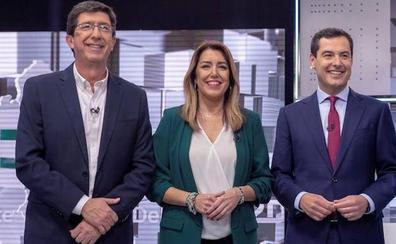 PP y PSOE lanzan los primeros guiños a Cs para amarrar el poder municipal en Andalucía