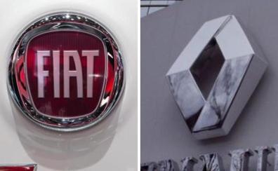 Renault y Fiat se disparan en Bolsa tras confirmar que negocian su fusión