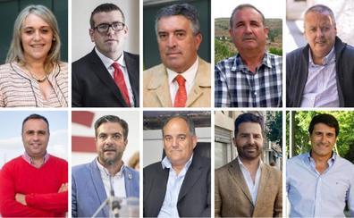 Los diez barones de Granada