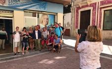 Flor Almón y Antonio Escámez sufren el castigo de la calle Ancha
