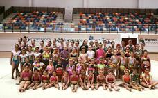 El campeonato andaluz promesas contará con 3.000 gimnastas