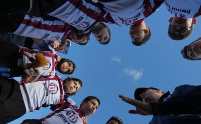 El emocionante discurso del técnico de Unión Rugby Almería a sus jugadores de categoría sub-10