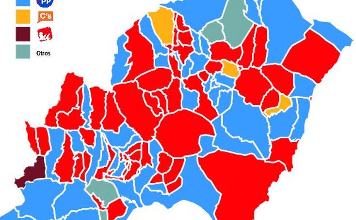 Una veintena de municipios de Almería, pendiente de los pactos para gobernar