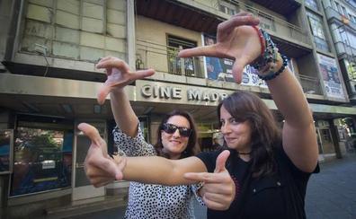 Cristina y María José Martín: «Vamos a rodar nuestra primera película de ficción en Granada»