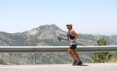 Granada organiza una maratón cuesta abajo desde Sierra Nevada para ser la más rápida del mundo