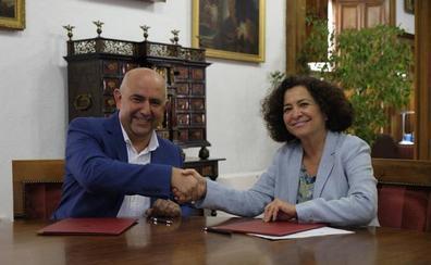La UGR y Rossellimac impulsan un programa formativo pionero en Ceuta de desarrollo de contenidos digitales para la educación