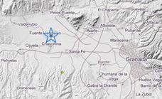 Un terremoto despierta a los vecinos de Fuente Vaqueros