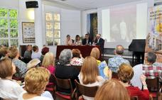 Lorenzo Martínez Aguilar presenta 'Caminos cruzados'
