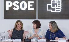 Díaz asegura que tiene «todo el apoyo» de Sánchez para recuperar la Junta