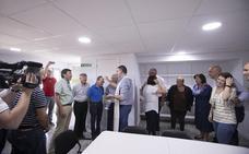 Motril estrena un local acogedor para dar servicios a los que viven en la calle