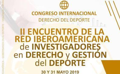 La UGR organiza el II Encuentro en la Red Iberoamericana de investigadores en Derecho y Gestión del Deporte