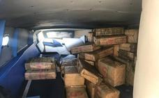 A prisión los dos detenidos con tres toneladas de hachís en un yate de lujo en Motril