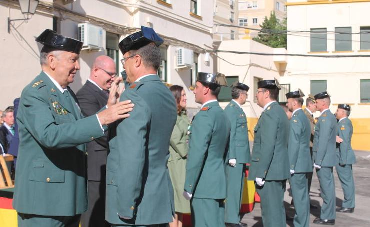 La Guardia Civil de Jaén celebra su 175 aniversario
