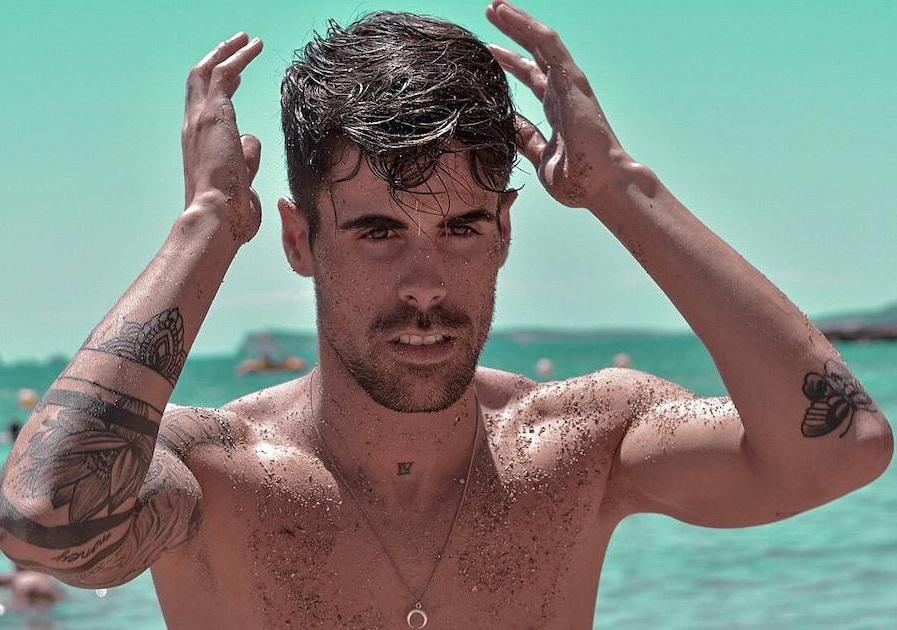 Las mejores imágenes de Mario Fornel, el modelo granadino que trabaja para la marca de David Beckham