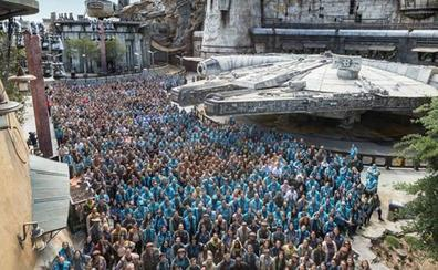 Así es el parque temático de Star Wars 'made in Disney'