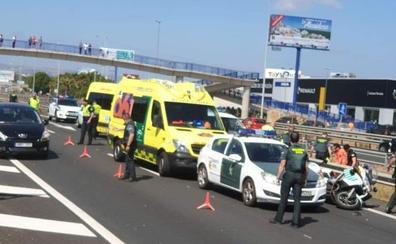 Fallece un guardia civil de tráfico cuando perseguía un coche en Los Barrios