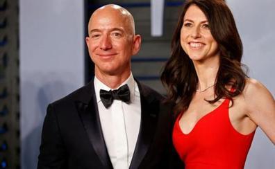 MacKenzie Bezos donará la mitad de su fortuna