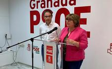 Los once puntos del PSOE para negociar un «gobierno estable» en el Ayuntamiento de Granada