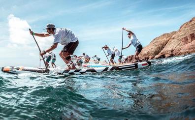 El paddle surf se presenta en Almería con el Cabo de Gata SUP Festival