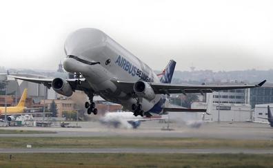 Airbus se hace de oro