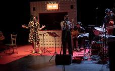 Almería navega por la historia del jazz a través del teatro y el ciclo Delicatessen