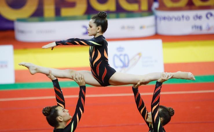 Campeonato de España de Gimnasia Acrobática