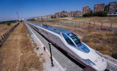 El AVE más rápido de Granada a Madrid tardará tres horas y cinco minutos
