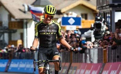 Carapaz aguanta antes de que los Dolomitas decidan el Giro