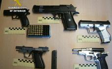 La Guardia Civil detiene a un hombre por proferir amenazas a través de Instagram disparando un arma