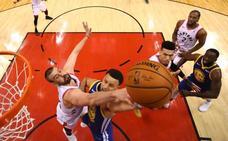 Toronto Raptors golpea primero con un Marc Gasol decisivo en su primera final de la NBA