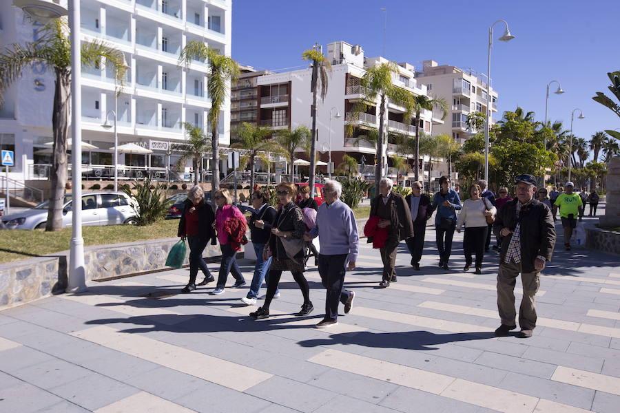 La suspensión de los viajes del Imserso deja en el aire la llegada de 10.000 turistas a la Costa