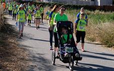 Más de 200 corredores se dan cita en la Carrera Solidaria Lux Mundi