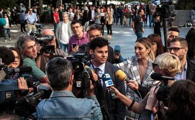 El supuesto hijo de Julio Iglesias: «Estoy luchando contra un gigante»