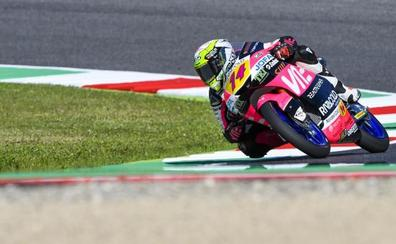 Arbolino se impone a Dalla Porta y Masiá en un podio en 78 milésimas