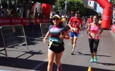1.400 atletas corren contra las enfermedades poco frecuentes en Almería