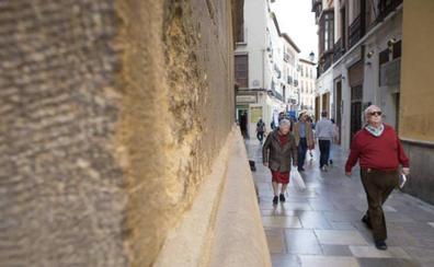 La costra que 'se come' el patrimonio de Granada