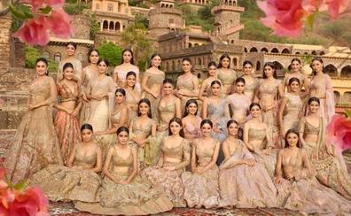 Polémica en Miss India 'blanca': «¿cómo van a elegir si son todas iguales?»